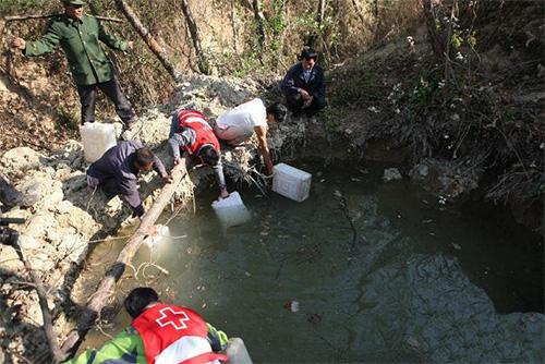 世界水日,缺水危机感你有吗?